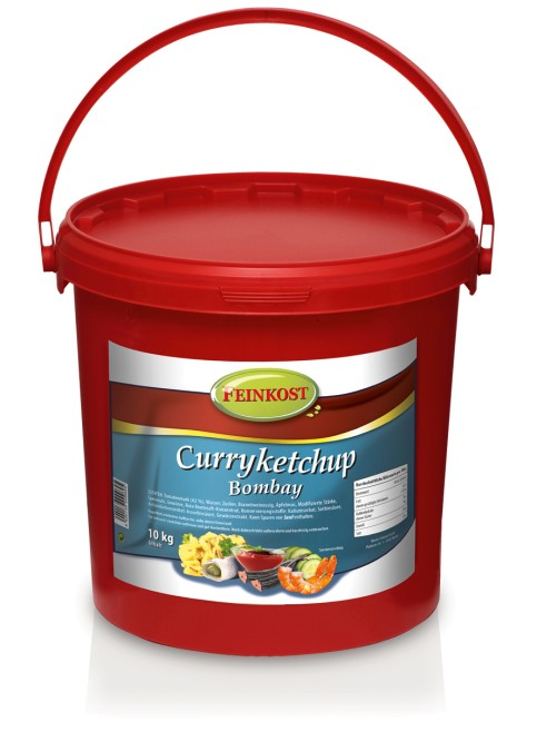 Curry Ketchup 'Bombay' 10 kg