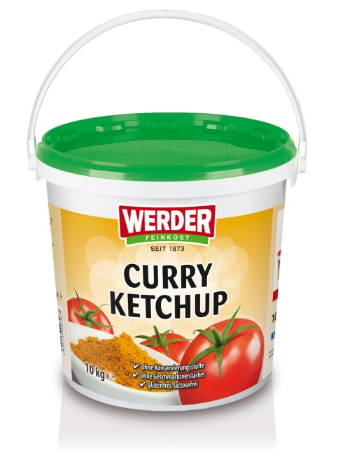 WERDER Curry Ketchup